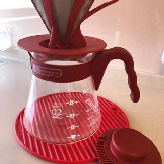 ハリオ(HARIO)のティーサーバー、コーヒーサーバー、コーヒードリッパーHario(コーヒーメーカー)