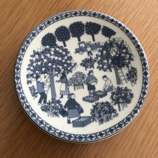 アラビア(ARABIA)のアラビア 飾り皿(食器)