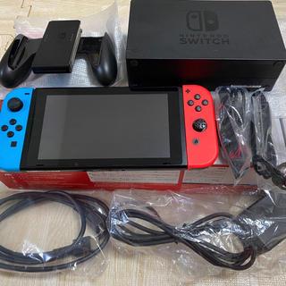Nintendo Switch - 任天堂Switch ネオン