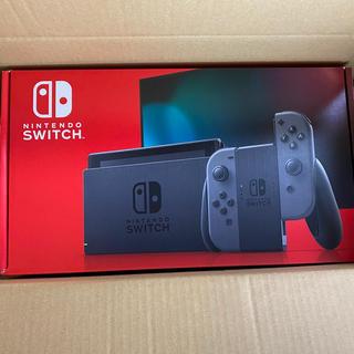 Nintendo Switch - 任天堂 Switch 本体 据え置き グレー
