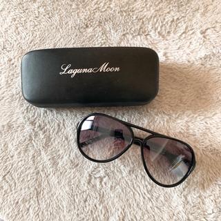 ラグナムーン(LagunaMoon)の美品😎LagunaMoonサングラス(サングラス/メガネ)