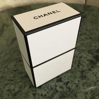 シャネル(CHANEL)のシャネル リップ用空き箱(小物入れ)