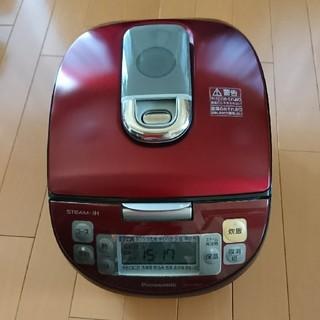 パナソニック(Panasonic)のPanasonicスチームIH炊飯器(炊飯器)