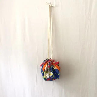 Vivienne Westwood - Vivienne Westwood ANGLOMANIA 巾着バッグ