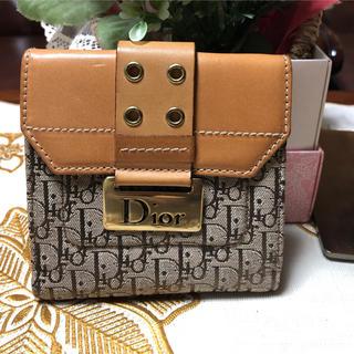 Christian Dior - Christian Dior クリスチャンディオール 折り財布