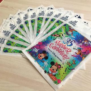 ディズニー(Disney)のディズニーリゾート 袋 12枚(ショップ袋)