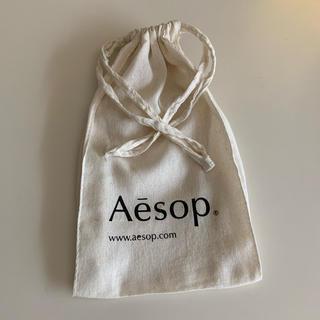 イソップ(Aesop)のAesop イソップ 巾着 ショッパー 袋(ショップ袋)