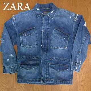 ザラ(ZARA)のZARA デニムジャケット(Gジャン/デニムジャケット)