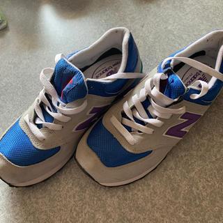 New Balance - ニューバランス 24.5