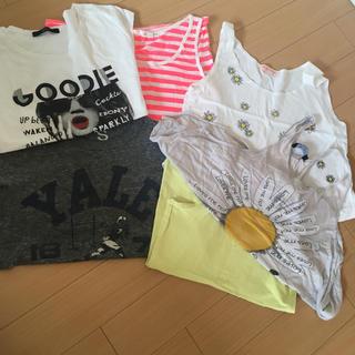 ザラ(ZARA)のTシャツ タンクトップ 6点セット(セット/コーデ)