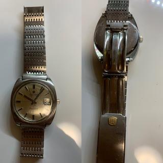 ウォルサム(Waltham)の【ジャンク】ウォルサム 自動巻(腕時計(アナログ))
