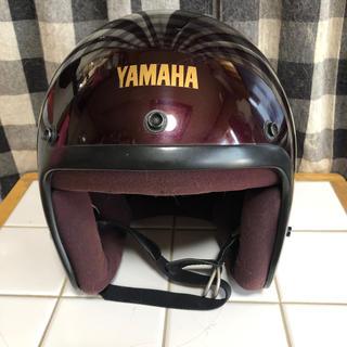 ヤマハ(ヤマハ)のジェットヘルメット ヤマハ yc-3000-L(ヘルメット/シールド)