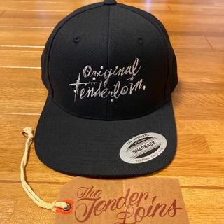 テンダーロイン(TENDERLOIN)の新作! TENDERLOIN クラシック キャップ 帽子 DLR ブラック 黒(キャップ)