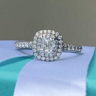 Tiffany & Co. - ティファニー ソレストダイヤモンドリング