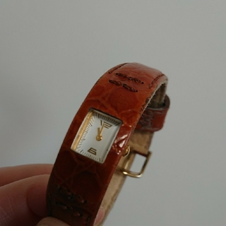 カバンドズッカ(CABANE de ZUCCa)のZUCCa 時計 文字盤(腕時計)