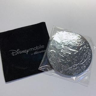 ディズニー(Disney)の非売品◎ディズニーモバイル特典ミラー(ノベルティグッズ)