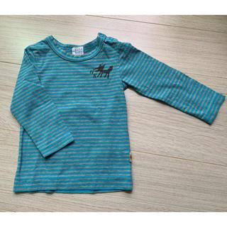 ハッカベビー(hakka baby)のハッカベビー ロンT 長袖 80(Tシャツ)