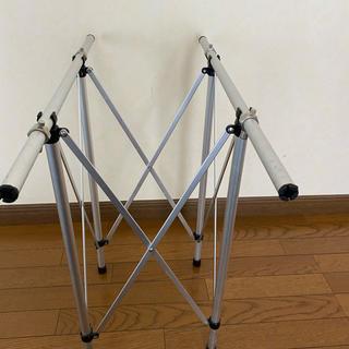 折りたたみ テーブルの脚(アウトドアテーブル)