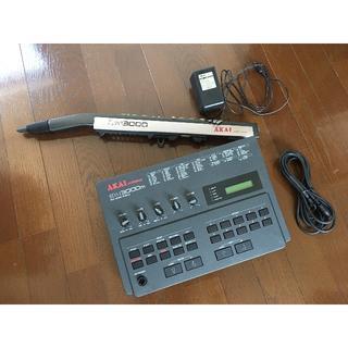 AKAI EWI3000 & EWI3000m ウインドシンセ ※中古美品(MIDIコントローラー)
