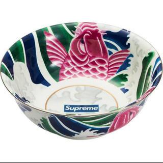 シュプリーム(Supreme)のsupreme waves ceramic bowl シュプリーム 皿(その他)
