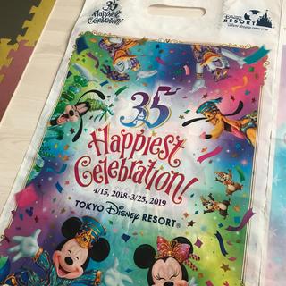 ディズニー(Disney)のディズニーリゾート シー 袋 (ショップ袋)
