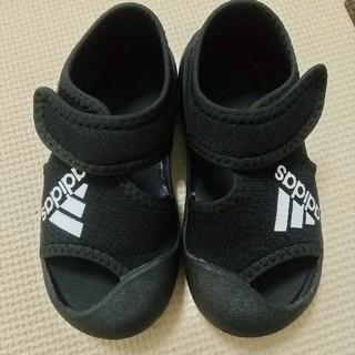 アディダス(adidas)のadidas ベビーサンダル ウォーターシューズ 14(サンダル)