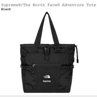 Supreme - Supreme TheNorthFace Adventure Tote黒