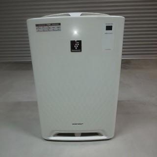 SHARP - シャープ加湿空気清浄機 プラズマクラスター KC-Z45-W