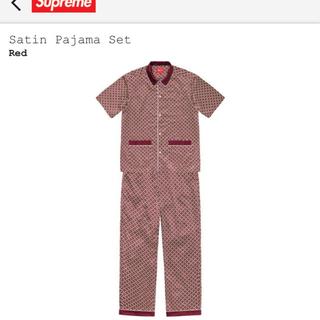シュプリーム(Supreme)の2020ss Supreme Satin Pajama Set  L 最安値(その他)