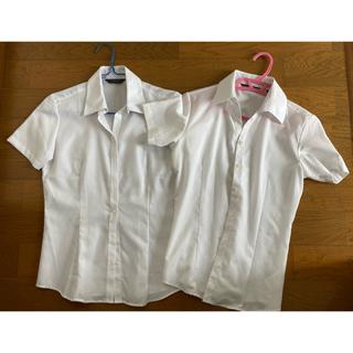 スーツカンパニー(THE SUIT COMPANY)のレディーススーツ 形状記憶ワイシャツ2着セット(スーツ)