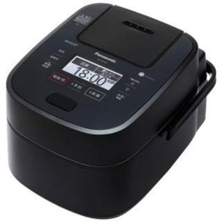 パナソニック(Panasonic)の新品Panasonicスチーム&可変圧力IH炊飯器5.5合炊き(炊飯器)
