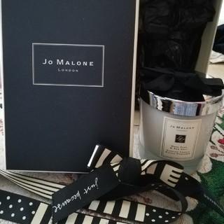 ジョーマローン(Jo Malone)のJo Malone キャンドル 新品未使用 箱リボン付(キャンドル)