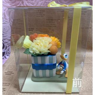 ディズニー(Disney)の☆ドナルド プリザードブドフラワー(プリザーブドフラワー)