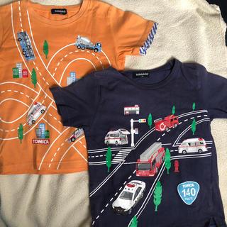 クレードスコープ(kladskap)のグレードスコープ トミカ コラボTシャツセット(Tシャツ/カットソー)