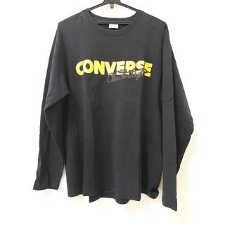 コンバース(CONVERSE)のCONVERSE 長袖Tシャツ ロンT(Tシャツ/カットソー(七分/長袖))