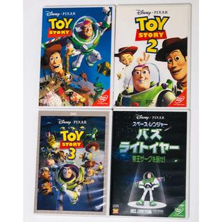 Disney - ☆★トイストーリー 1 2 3 & バズライトイヤー DVDセット★☆ディズニー
