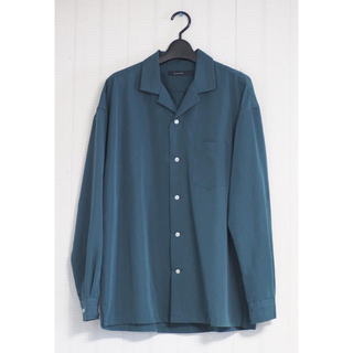 RAGEBLUE - RAGEBLUE オープンカラーシャツ