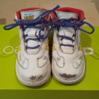 アディダス(adidas)のアディダス トイ・ストーリー ベビースニーカー 14cm(スニーカー)