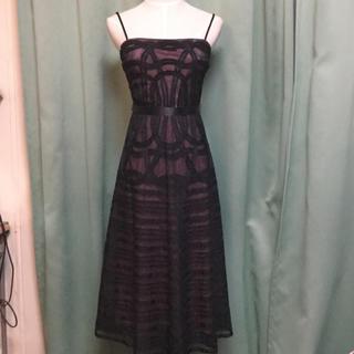 ビーシービージーマックスアズリア(BCBGMAXAZRIA)のBCBGマックスアズリア ロングドレス 黒 2(ロングドレス)