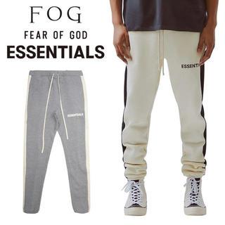 FEAR OF GOD - FOG Essentials Sweatpants  ブラック L