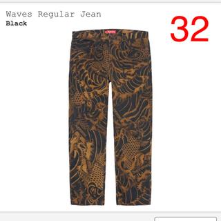 Supreme - 32インチ supreme waves regular jean