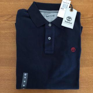 Timberland - ティンバーランド   メンズポロシャツ(濃紺)