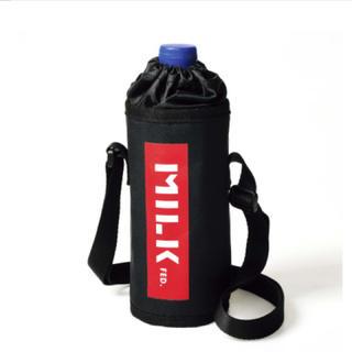 ミルクフェド(MILKFED.)の値下げ❗️smart6月号 ミルクフェド 保冷&保温機能付きペットボトルホルダー(弁当用品)