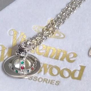 Vivienne Westwood - 即購入OK 保存袋付き タイニーオーブネックレス