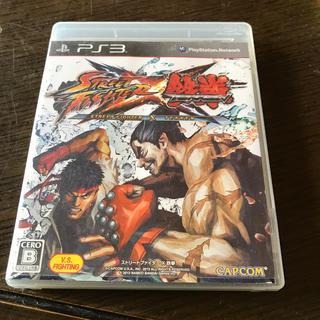 PlayStation3 - ストリートファイター X(クロス) 鉄拳 PS3