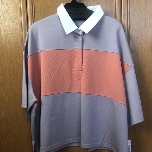 SCOT CLUB(スコットクラブ)のポロシャツ 新品未使用 レディースのトップス(シャツ/ブラウス(長袖/七分))の商品写真