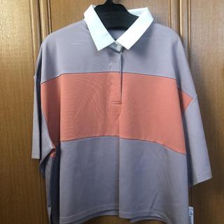 スコットクラブ(SCOT CLUB)のポロシャツ 新品未使用(シャツ/ブラウス(長袖/七分))