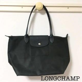 LONGCHAMP - LONGCHAMP グレープリアージュ トートバッグ