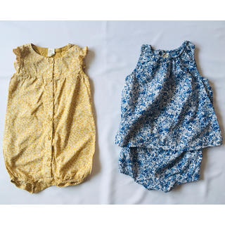 H&M - H&M Baby 夏服セット 92cm