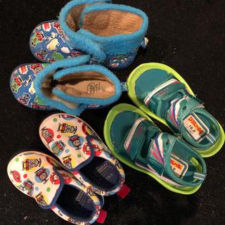 トーマス 靴まとめ売り 15〜16センチ(スニーカー)